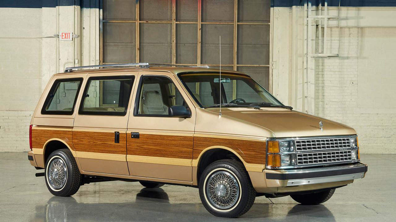 Dodge Voyager (1982): der Van-Pionier