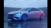 Honda Insight 2019 Prototype