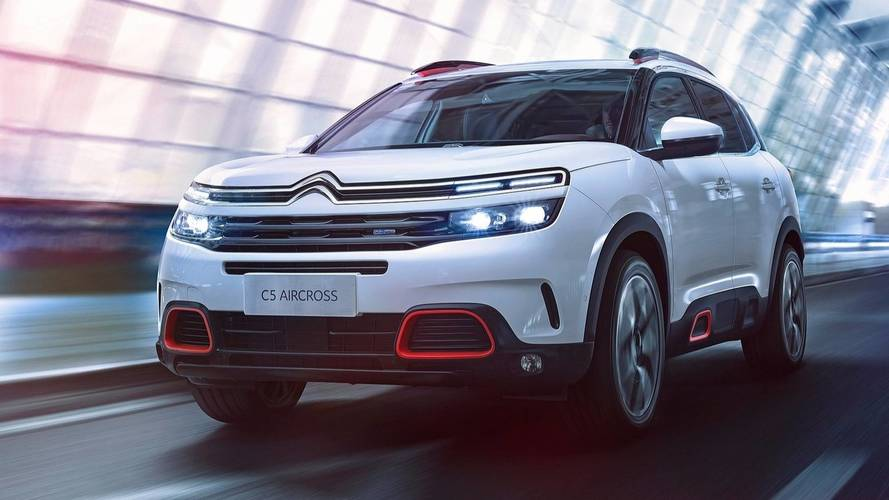 Le Citroën C5 Aircross débarquera en France le 24 mai prochain