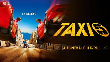 Taxi 5 - Et maintenant la bande-annonce officielle !