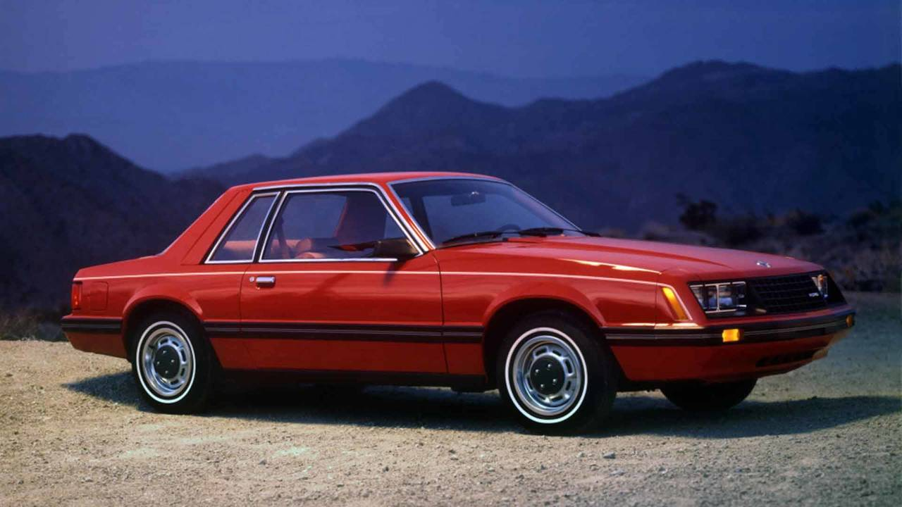 8 worst muscle cars of the 1980s. Black Bedroom Furniture Sets. Home Design Ideas