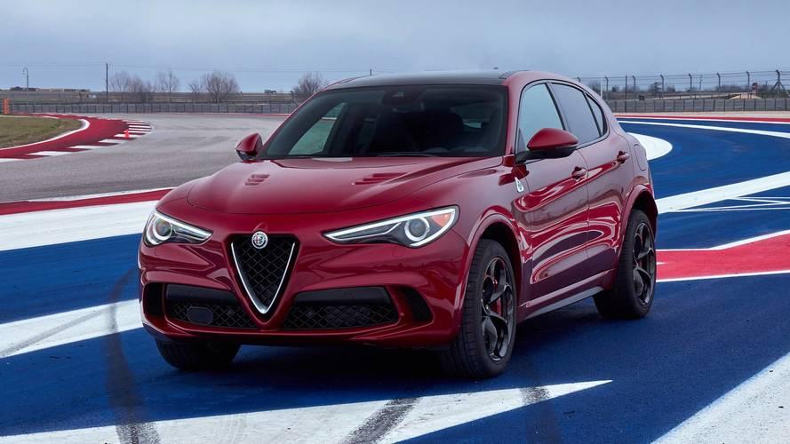 Essai Alfa Romeo Stelvio Quadrifoglio (2018)