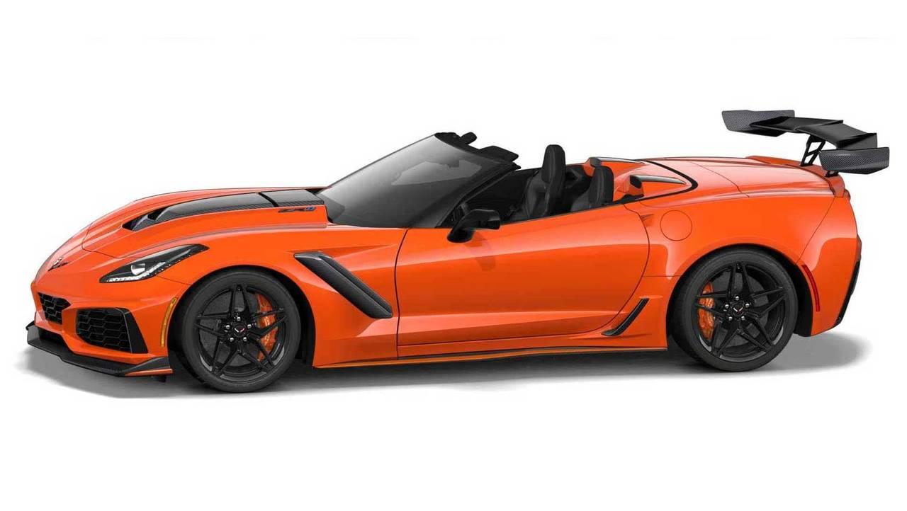 VWVortex.com - 2019 Chevrolet Corvette ZR1: Meet the judge ...