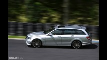 Mercedes-Benz C63 AMG Estate