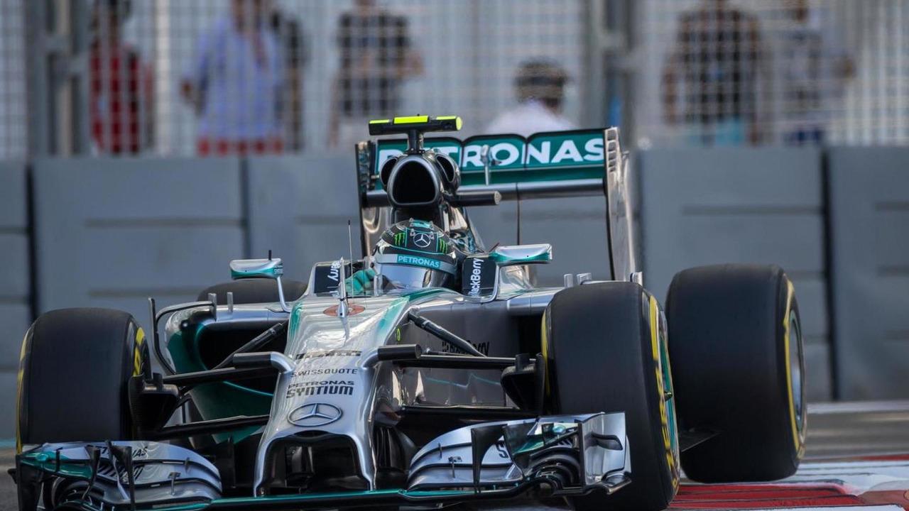 Nico Rosberg (GER), 22.11.2014, Abu Dhabi Grand Prix, Yas Marina Circuit / XPB