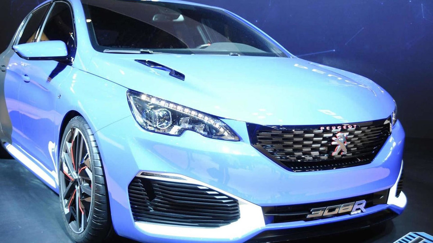 Peugeot 308 R to fill the void left by RCZ