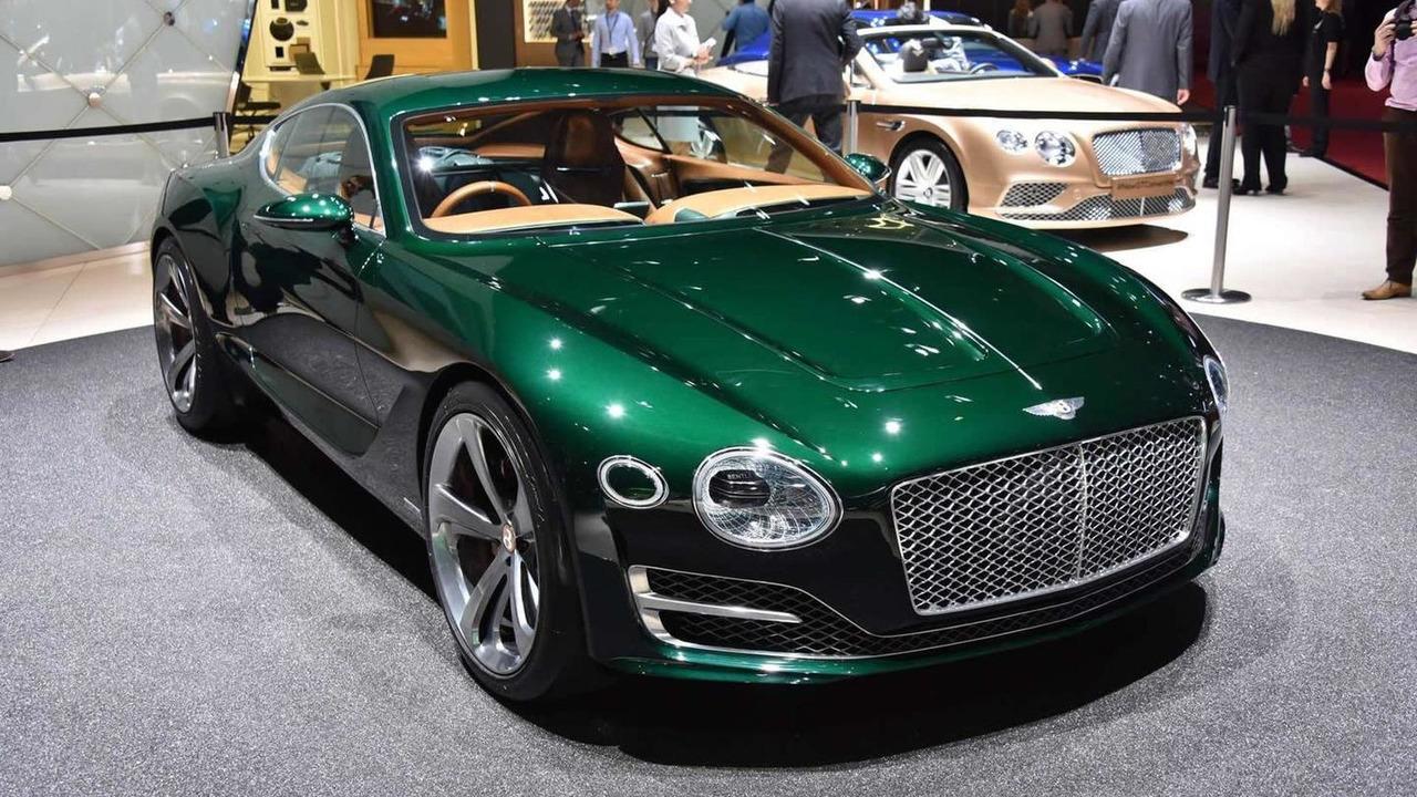 Bentley EXP 10 Speed 6 concept at 2015 Geneva Motor Show