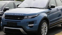Landwind X7 arrives at Guangzhou Auto Show looking like a Range Rover Evoque clone