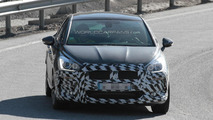 DS5 facelift photographed without camouflage