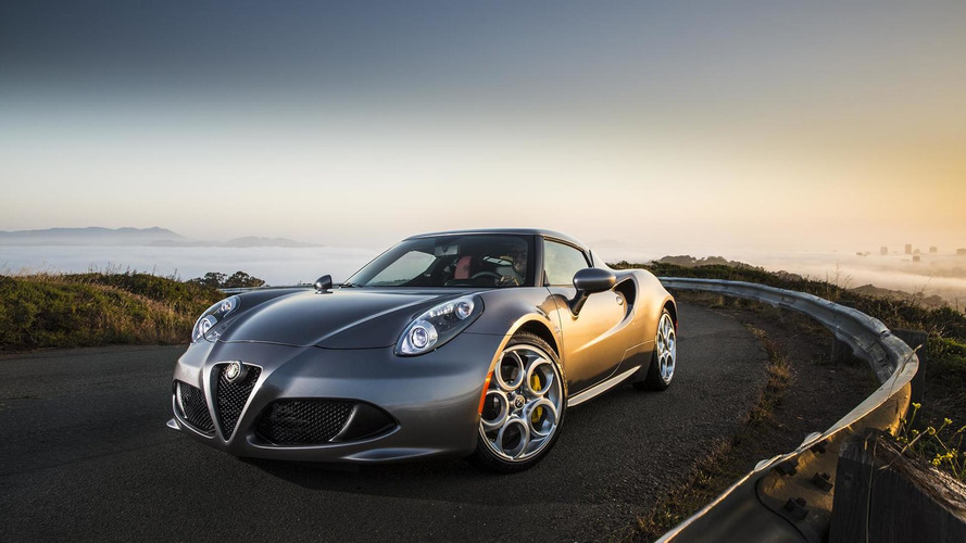Alfa Romeo boss hints at a high-performance 4C - report