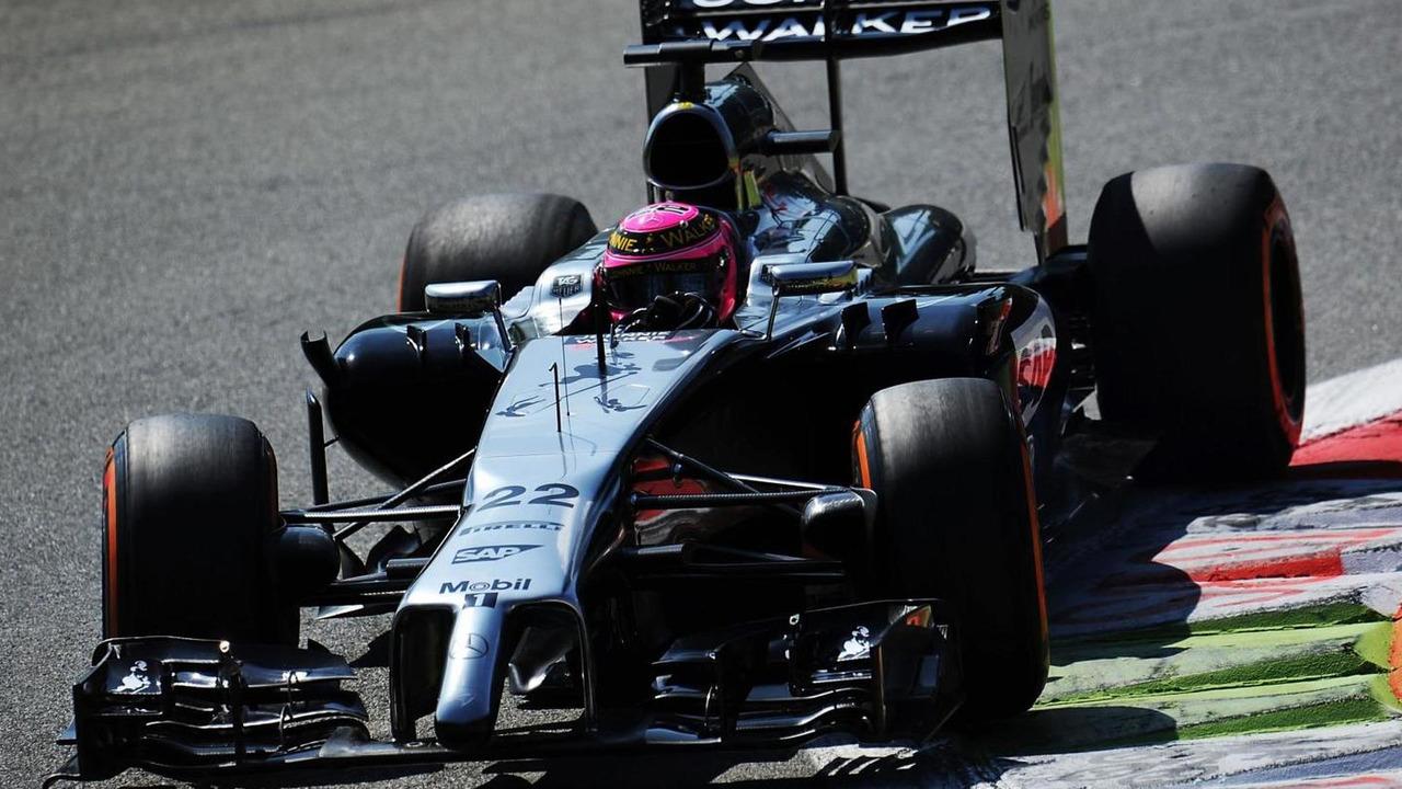 Jenson Button (GBR), 06.09.2014, Italian Grand Prix, Monza / XPB