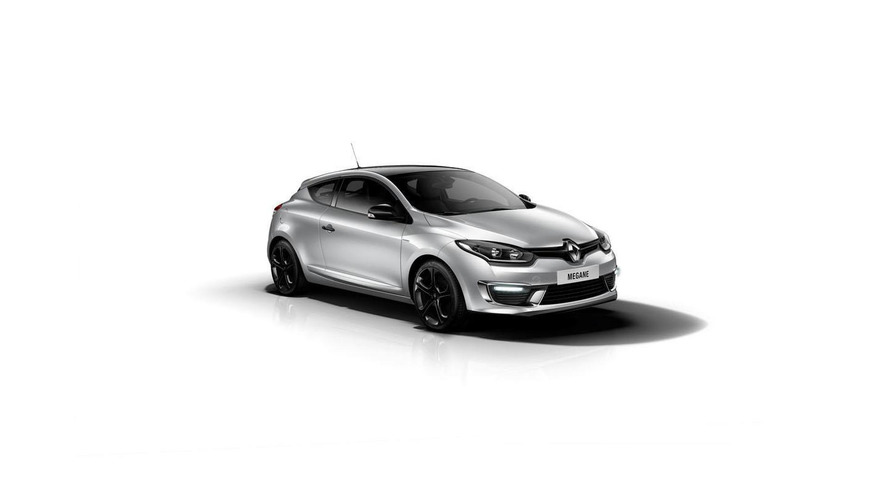 Renault Megane Coupe Ultimate Edition unveiled