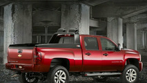Chevrolet HD Crew Z71 'Big Red'