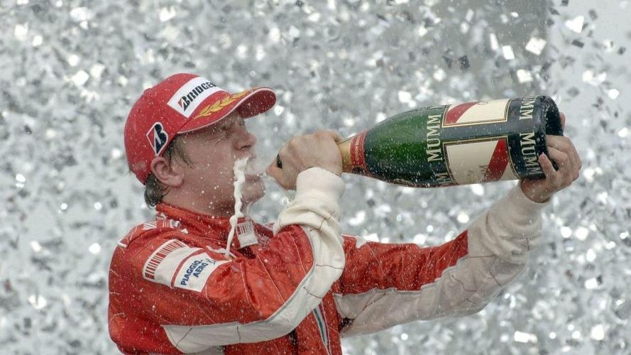 Ferrari confirms two-year deal for returning Raikkonen