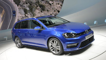 Volkswagen Golf Estate R-Line concept 05.3.2013