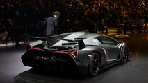 Lamborghini Veneno live in Geneva