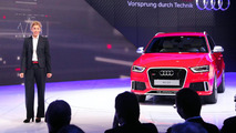 2014 Audi RS Q3 live in Geneva 06.3.2013