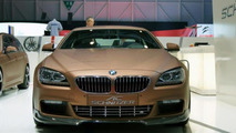 AC Schnitzer BMW 640d Gran Coupe Magic Copper at 2013 Geneva Motor Show