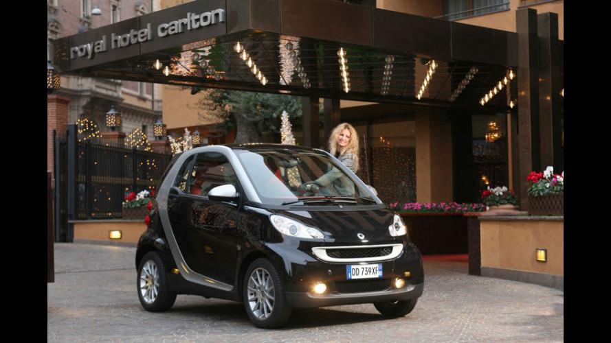 La nuova SMART debutta al Motor Show