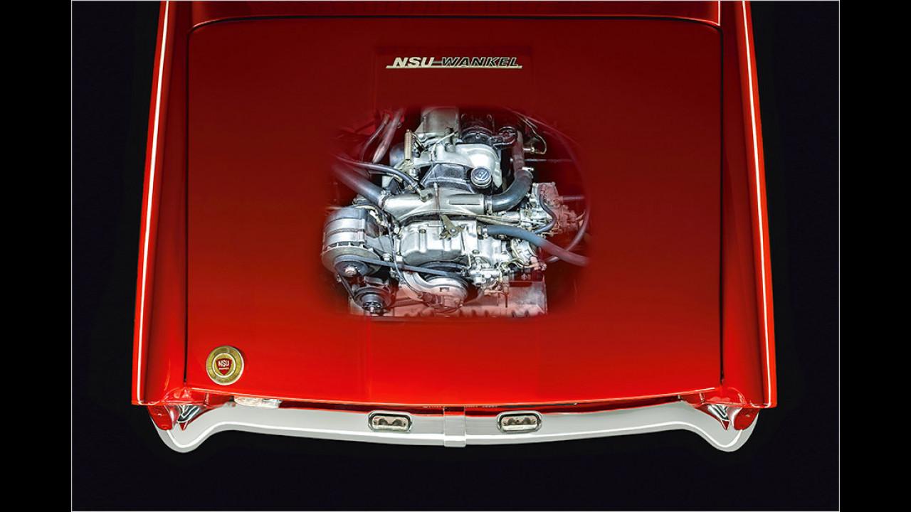60 Jahre Wankelmotor