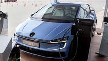 Volkswagen Gen.E research vehicle