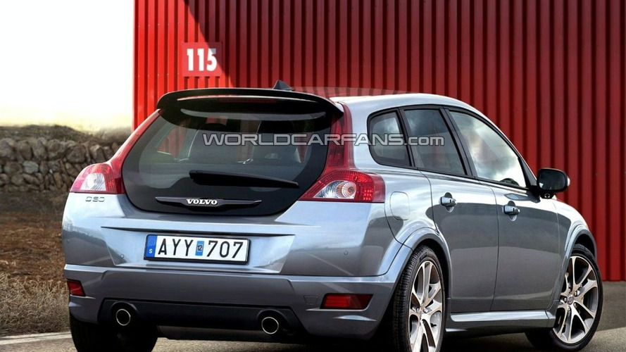 Volvo V30 Crossover set to Arrive in 2010?