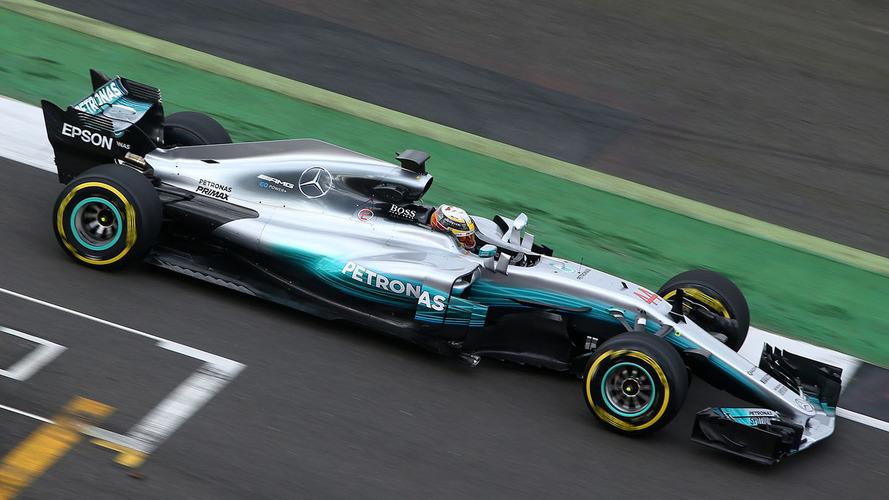 F1: ¿cómo son los crash test que deben superar los monoplazas en 2017?