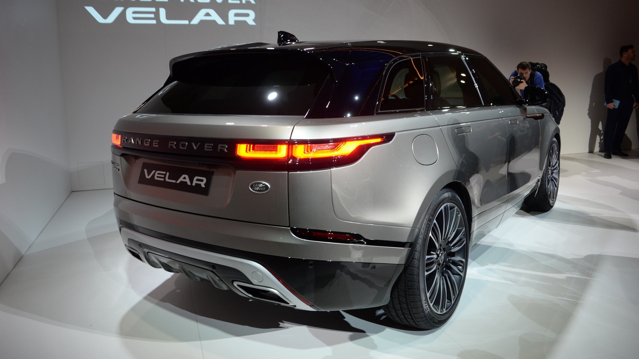 range rover velar prix photos live et vid os. Black Bedroom Furniture Sets. Home Design Ideas