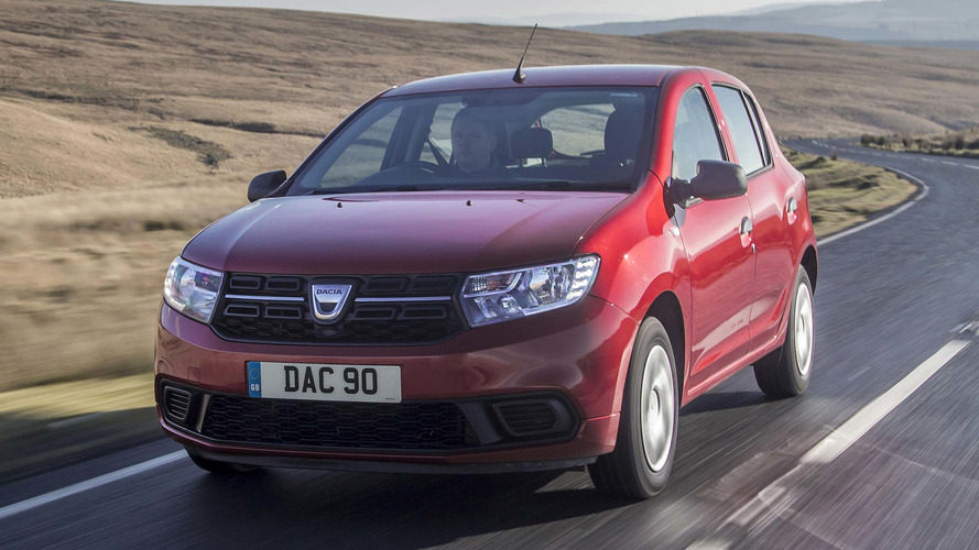 Dacia Announces Sandero, Logan MCV Updates