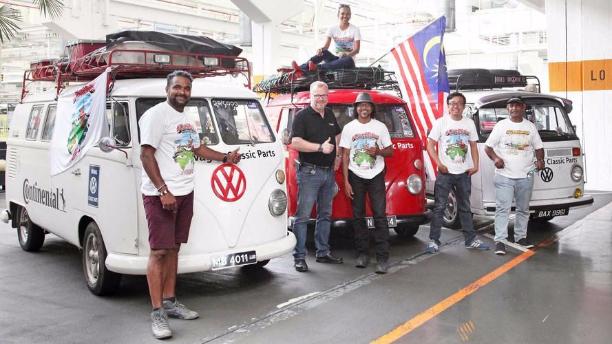 VW road trip