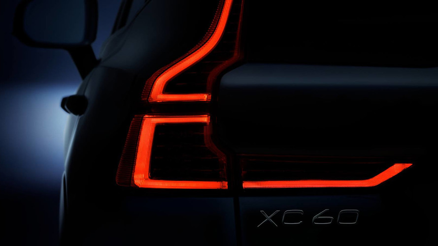 2018 Volvo XC60 leaks over the internet