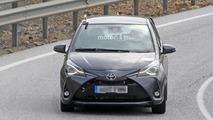 Toyota Yaris GRMN 5 puertas fotos espía
