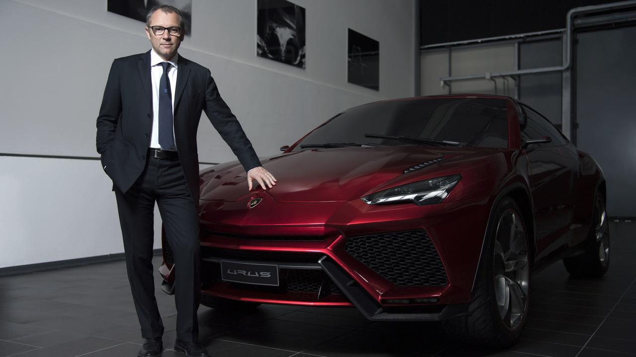 L'usine Lamborghini de Sant'Agata Bolognese