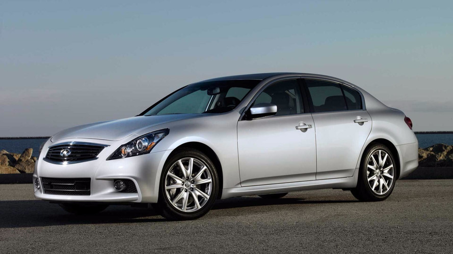 Car Thief Steals Infiniti G37, Leaves ID At Dealership