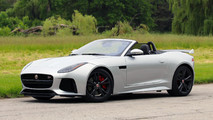 2017 Jaguar F-Type SVR Convertible: İnceleme
