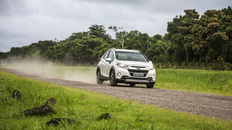 Honda sorteará WR-V para quem fizer test-drive