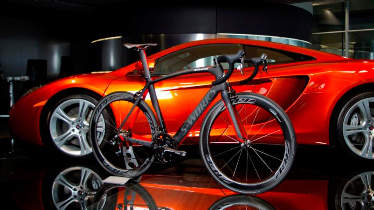 McLaren Specialized Bicycle