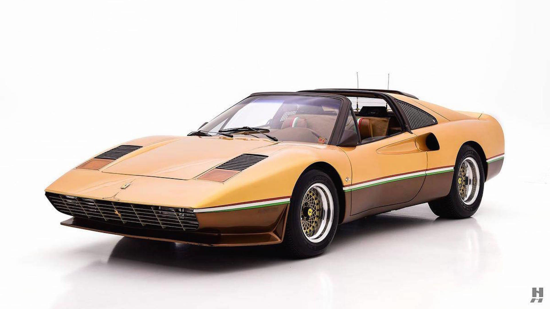 Ferrari 308 Gts For Sale >> Buy George Barris' Crazy Custom Ferrari 308 [44 Photos]