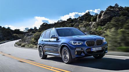 El BMW X3 2018 ya es una realidad (incluye vídeo y todas las fotos)