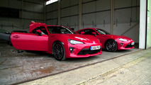 Top Gear Toyota GT86 Reasonably Fast Car