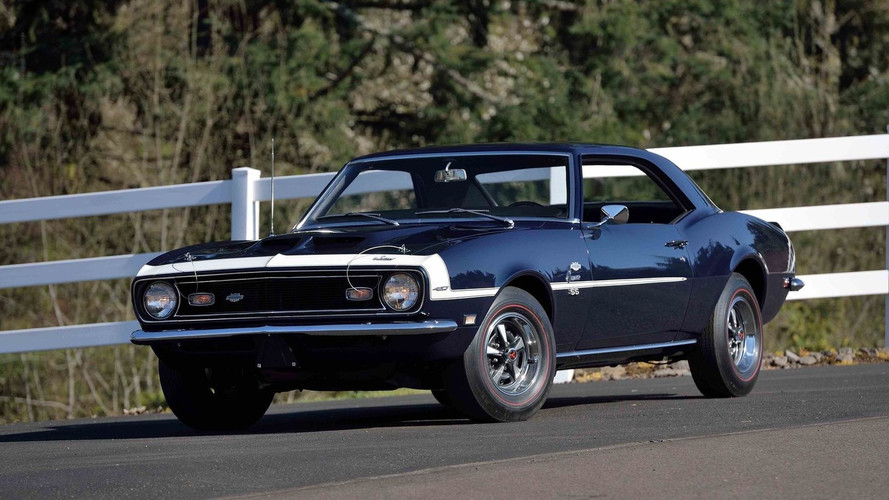 Would You Pay Over $500K For This 1968 Yenko Chevy Camaro?