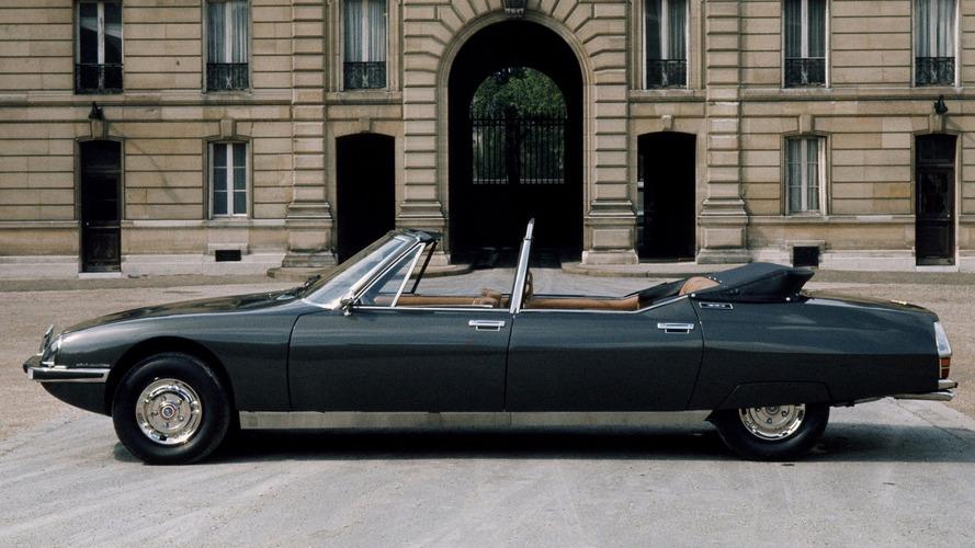 Limousine présidentielle - Citroën GS de Pompidou