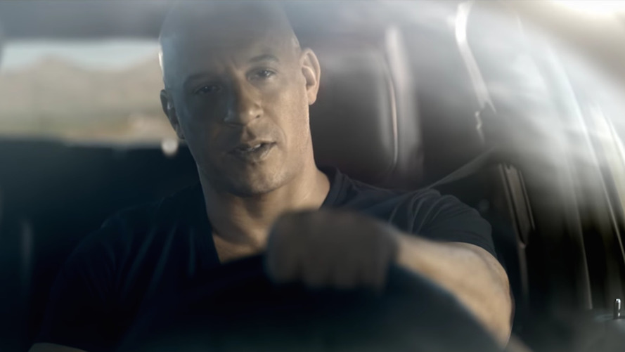 VIDÉO - Vin Diesel fait la promotion des Dodge SRT