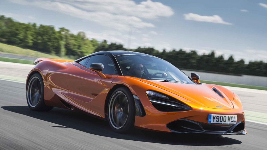 McLaren still not interested in making an SUV