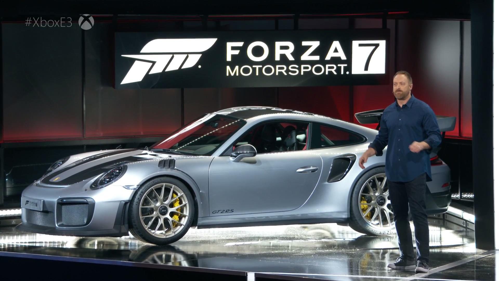2018-porsche-911-gt2-rs-at-e3 Cozy Porsche 911 Gt2 Rs Nürburgring Cars Trend