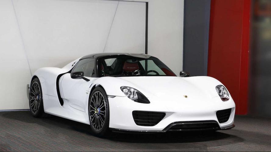 You Can Still Buy A New Porsche 918 Spyder [61 Photos]