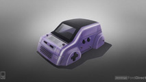 Cars Inspired By Game Consoles