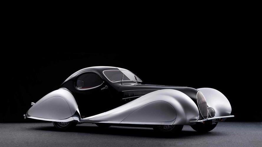 Un increíble Talbot Lago T150-C SS busca dueño