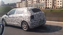 Flagra - VW Polo em São Bernardo do Campo (SP)