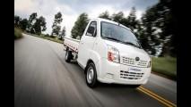 Lifan lança o mini truck Foison no Brasil por R$ 34.990